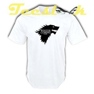winter coming tees shirt, Unisex Tshirt