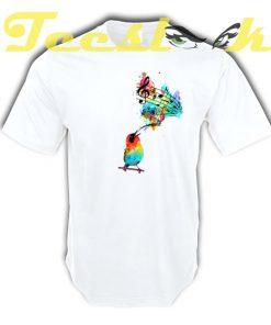American Songbird tees shirt