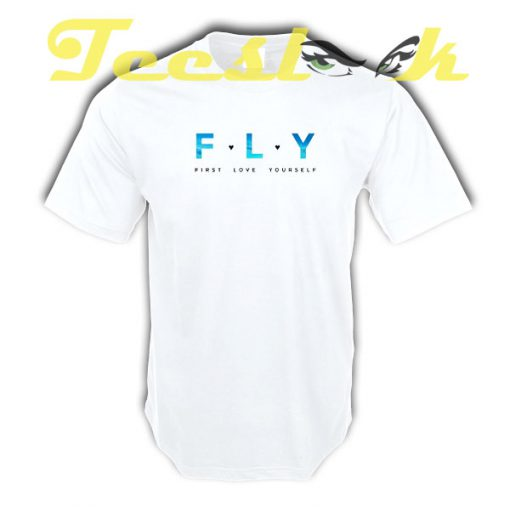 First Love Yourself tees shirt