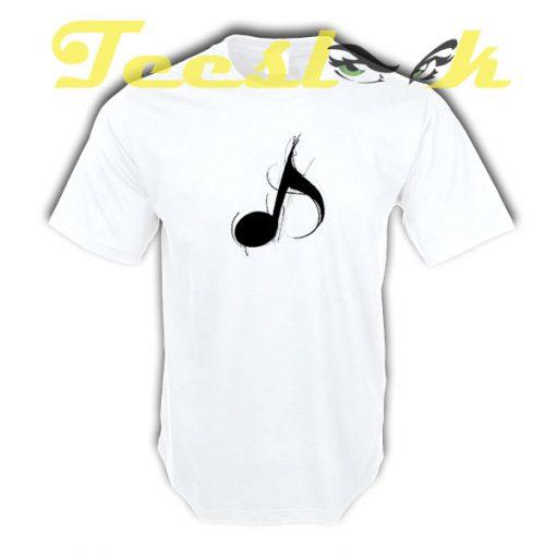 Music Symbol tees shirt