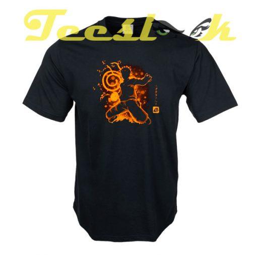Naruto Uzumaki A tees shirt