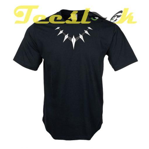 Panther Necklace tees shirt
