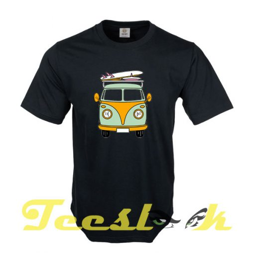 VW Van tees shirt