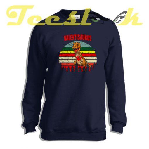 Sweatshirt ValentiSaurus