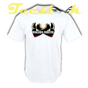 Wakanda Forever Hands tees shirt