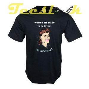 Women of Loved tees shirt