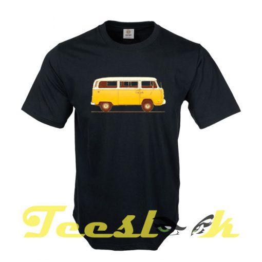 Yellow Van tees shirt