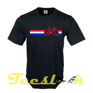 Bike Stripes British National Road Race tees shirt