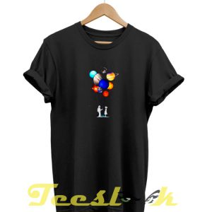Planet Balloon tees shirt