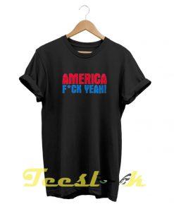 America Yeah tees shirt