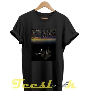 Goodbye Earth tees shirt