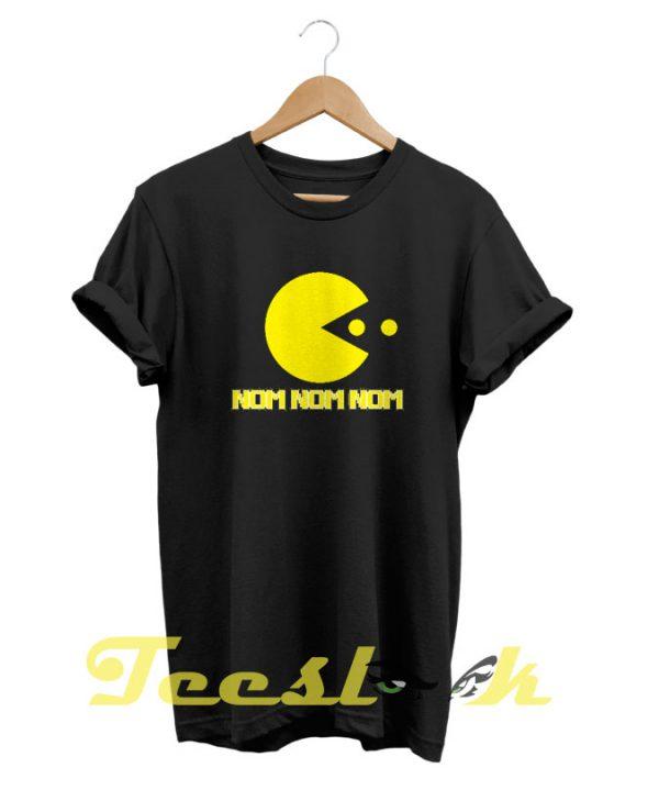 Pac Nom Nom tees shirt
