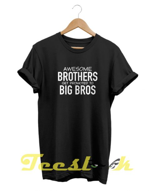 Promoted Bros tees shirt