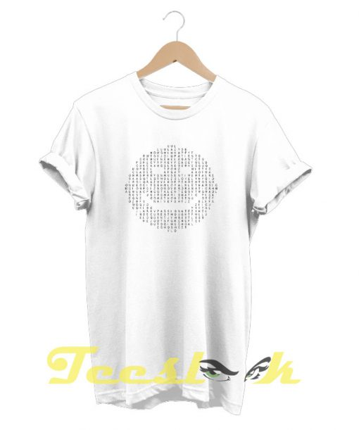 Smile tees shirt