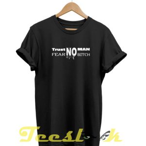 Trust No One tees shirt