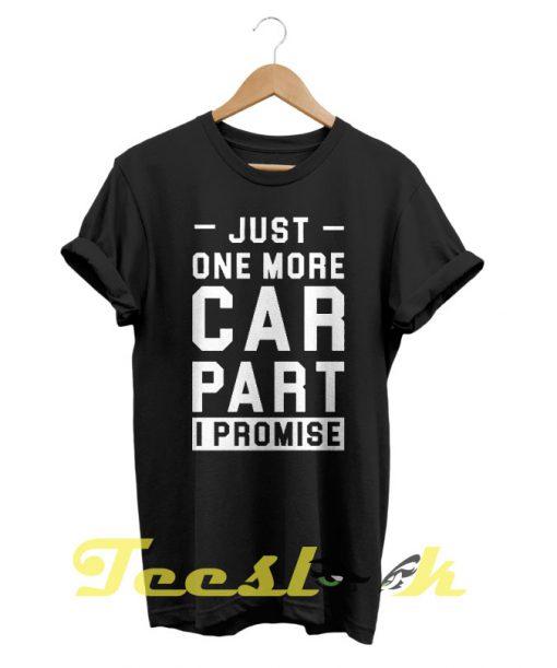 Gift for Car Lover tees shirt