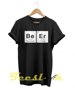 Beer tees shirt