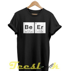 Beer tees shirt