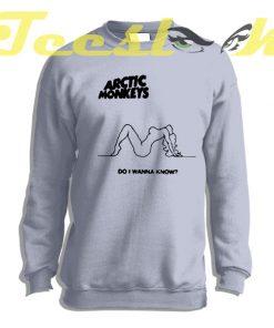 Sweatshirt Arctic Monkeys alex turner