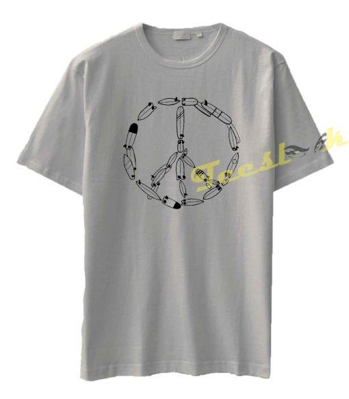 Peace Surf tees shirt
