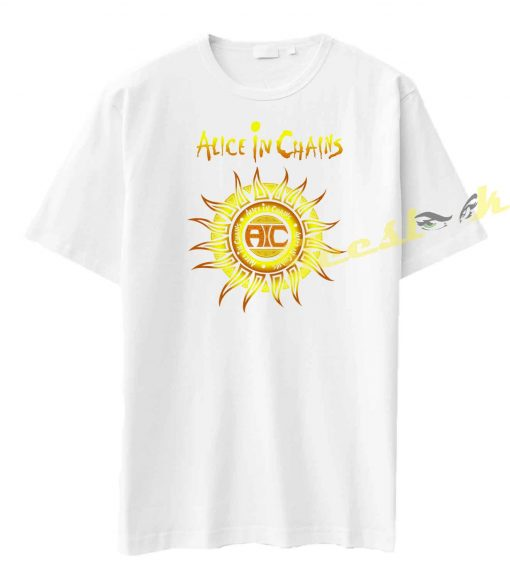 Alice In Chains Tee shirt