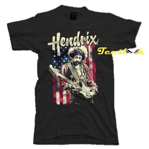 Black Guns Matter American Flag Skull Tee shirt