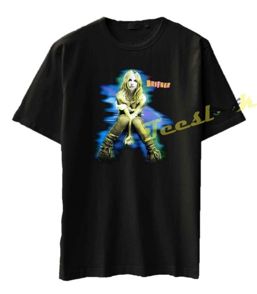 Britney Spears 2001 Tee shirt
