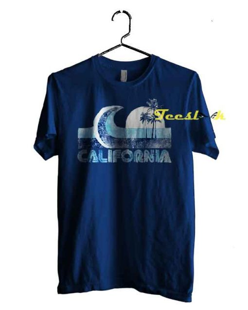 California Graphic Vintage Tee shirt