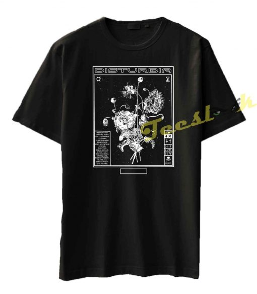 Disturbia Poison Tee shirt