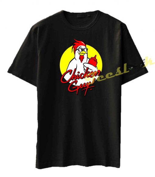 Fieris Chicken Guy Tee shirt