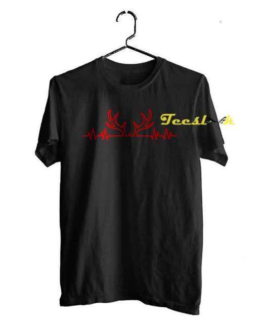 Hunting Heartbeat Tee shirt