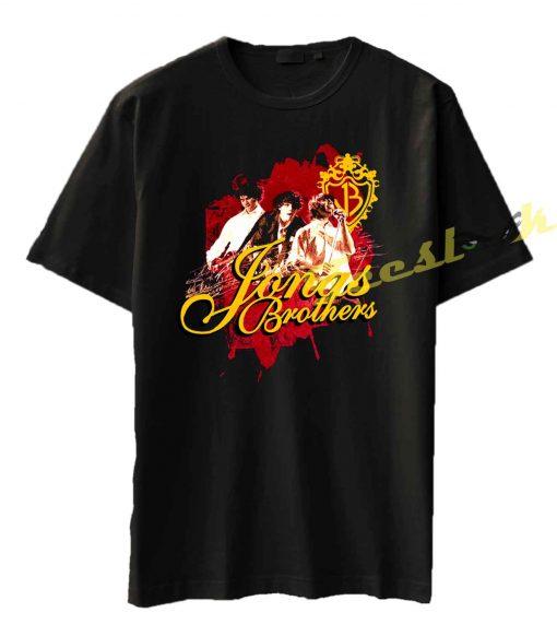 Jonas Brothers 2008 Tour Concert Tee shirt