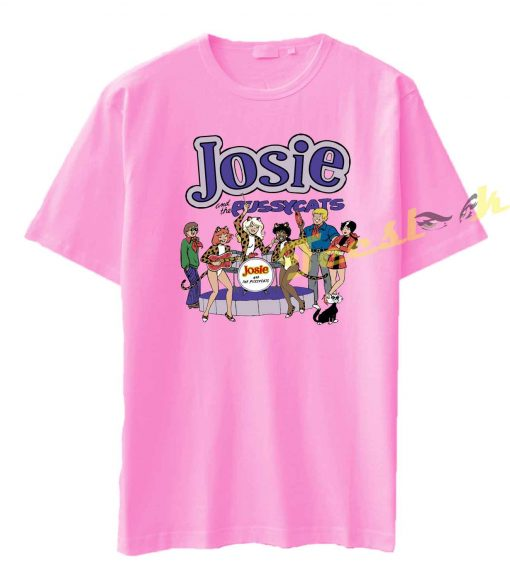 Josie And The Pussycats Tee shirt