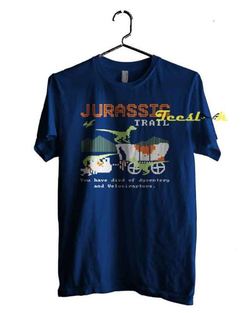 Jurassic Trail Tee shirt