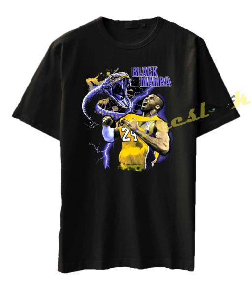 Los Angeles Black Mamba Legend Tee shirt