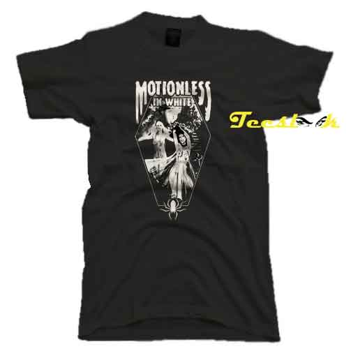 Motionless In White Not My Type Tee shirt