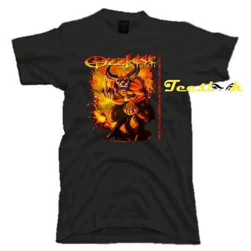Ozzfest 2001 Tee shirt