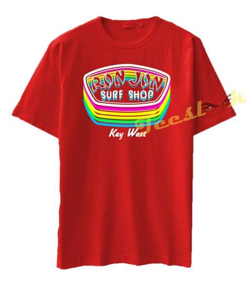 Ron Jon Surf Key West Line Tee shirt