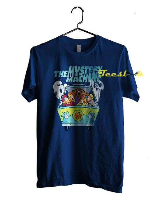 The Mystery Machine Tee shirt