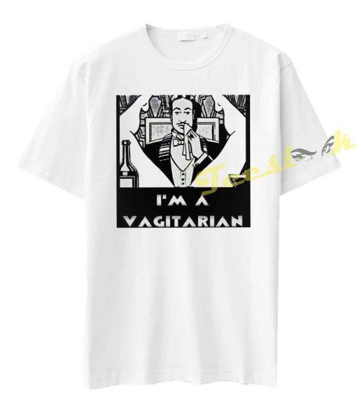 Vagitarian 02 Tee shirt