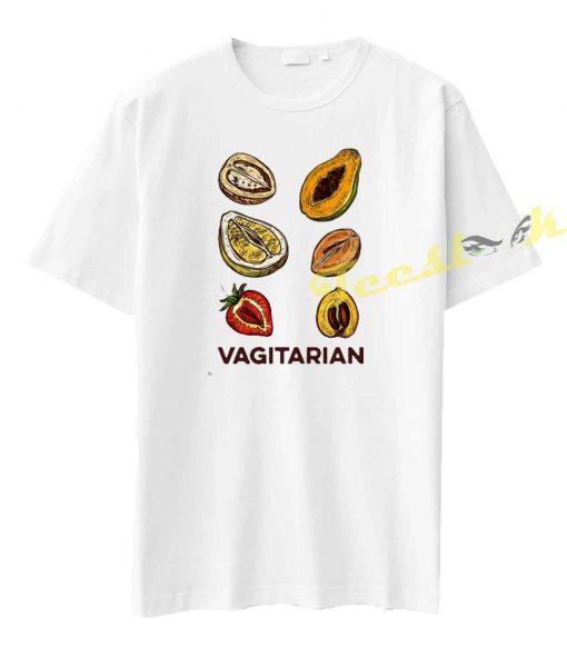 Vegan Vagitarian Tee shirt